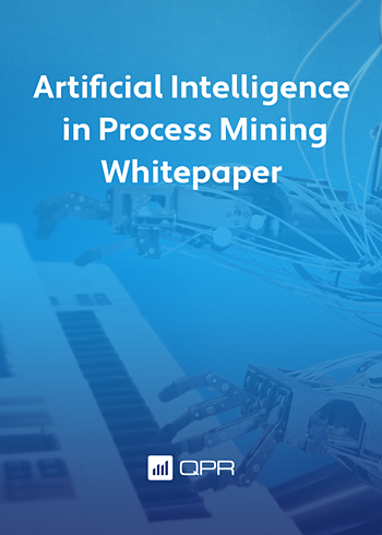 Whitepaper Using AI in Process Mining