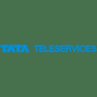 Customers - Tata Teleservices - Logo