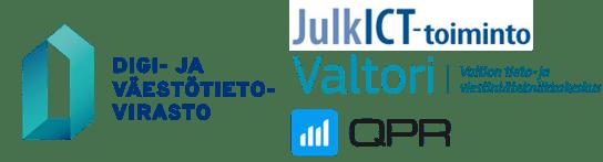 Palvelut - DVVJulkICTValtoriQPR - Julkinen sektori