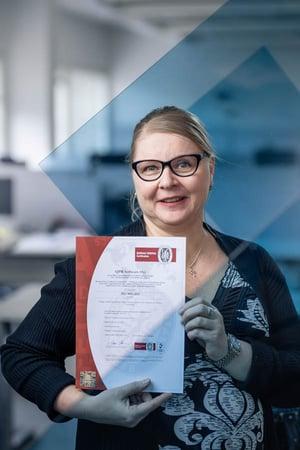 Nina Ritonummi Quality Director at QPR Software