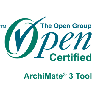 Company - News -  QPR receives ArchiMate® Tool Certification - Logo