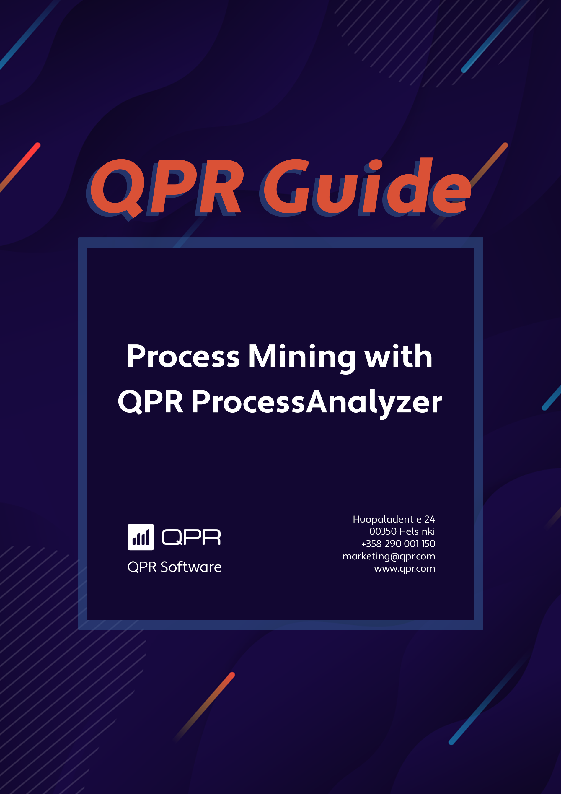 Process Mining Guide - Cover Alt