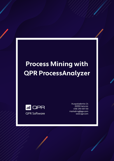 Process Mining Guide - Cover