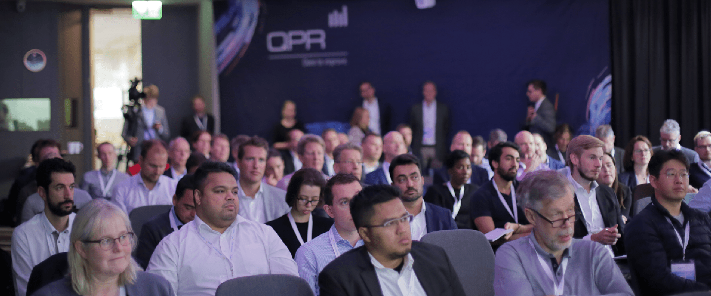 QPR Conference 2019 - Process Mining and Business Optimization