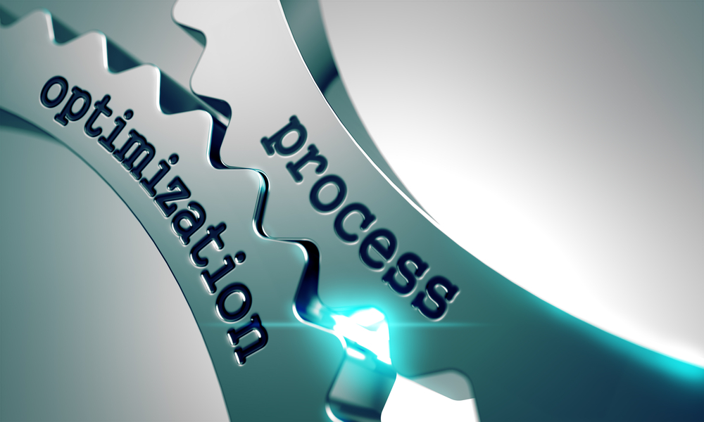 Process Optimization on the Mechanism of Metal Gears.