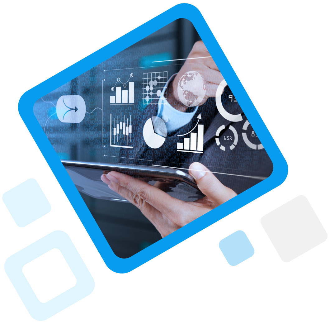 Process Mining for Process Improvement, image inside blue box