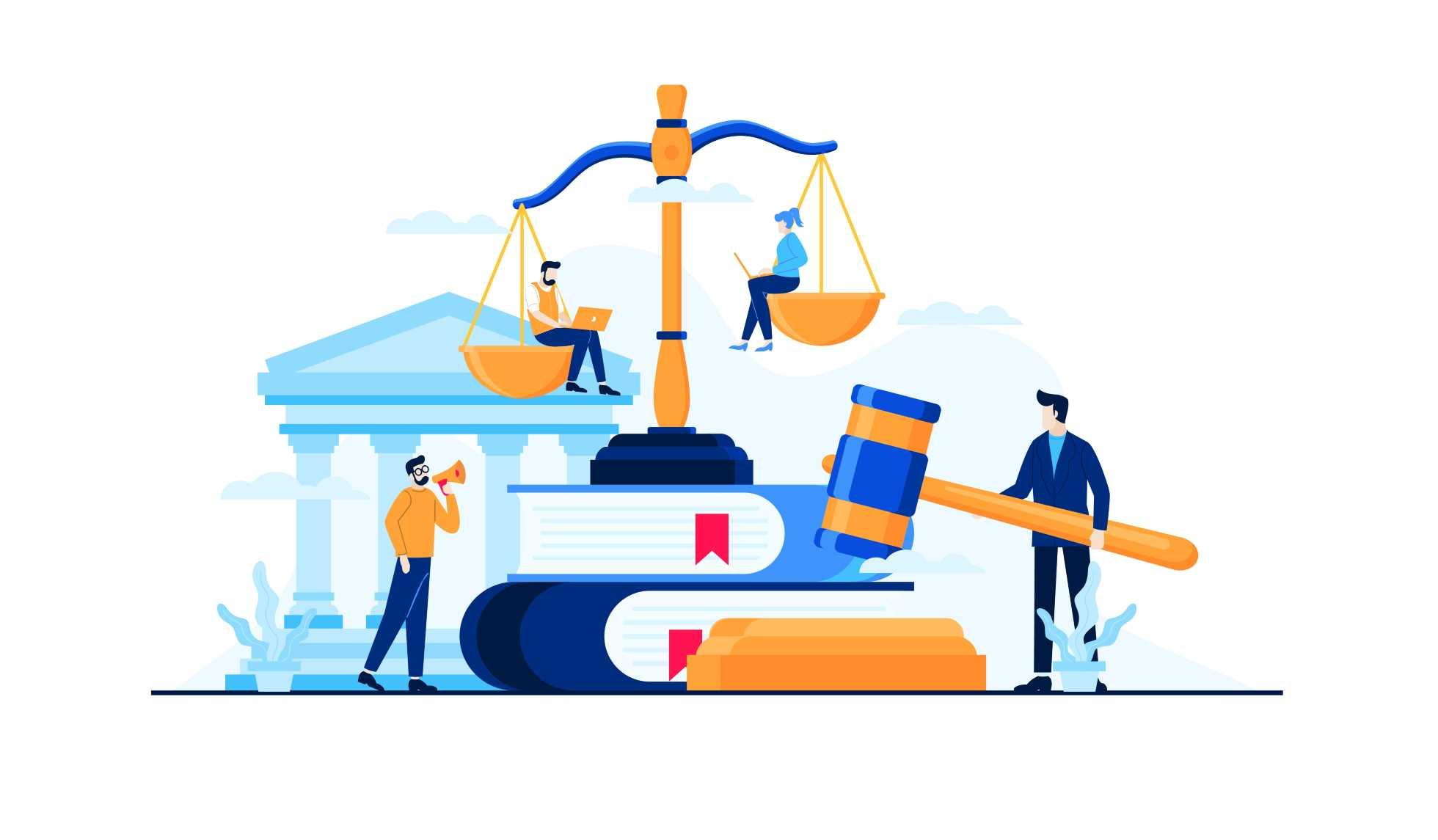 Banner - Lainsäädäntöprosessi Legislation - Blogi