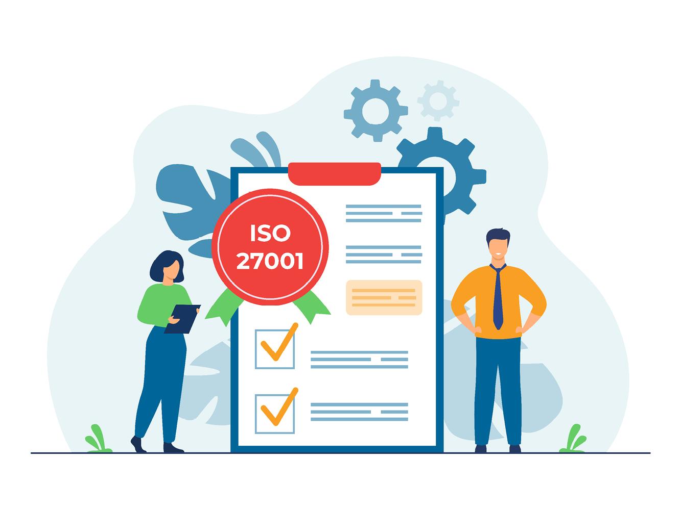 ISO27001-illustration