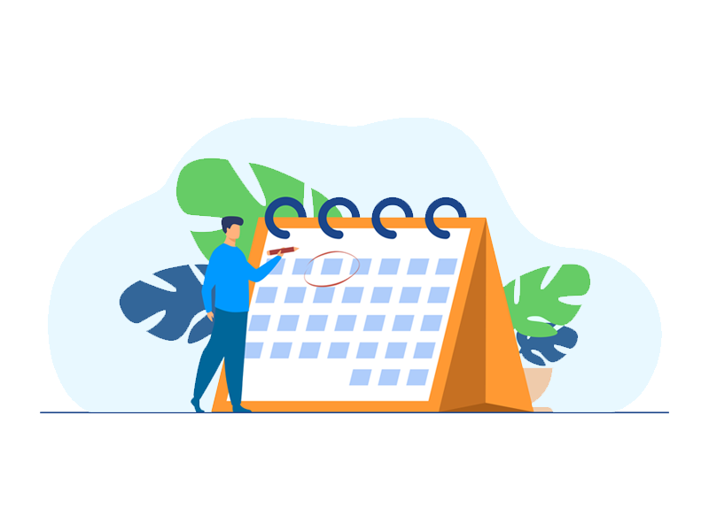 Illustration-Calendar