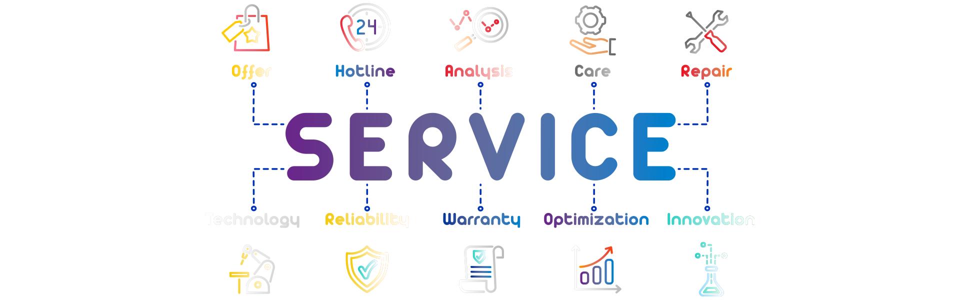 Palvelut -palvelujohtaminen- bannerwhite