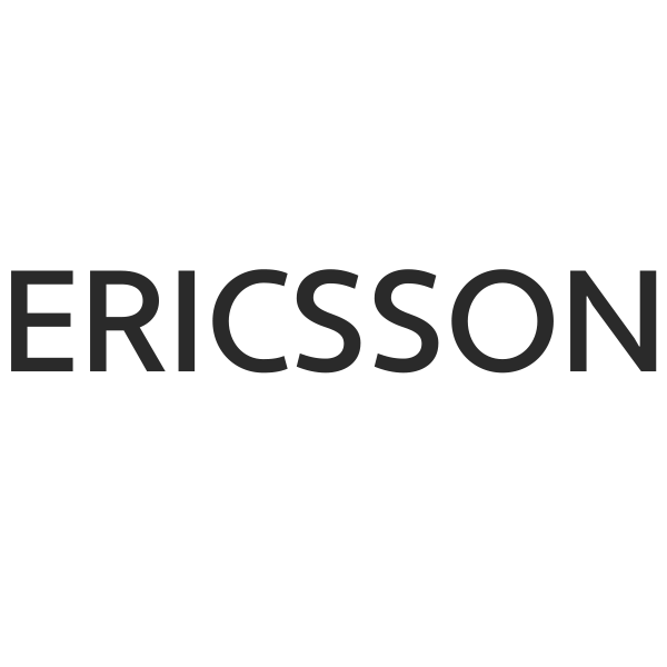 Customers - Ericsson - Logo