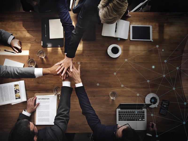 strategy-teamwork-network